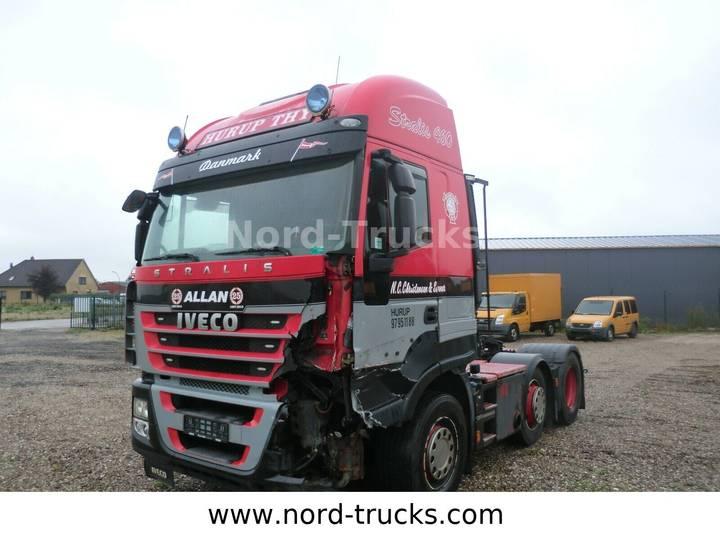 Iveco Stralis 460 Euro 5 EEV - 2012