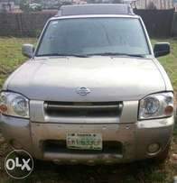 Well Maintained 2004 Nissan Frontier Double Cabin