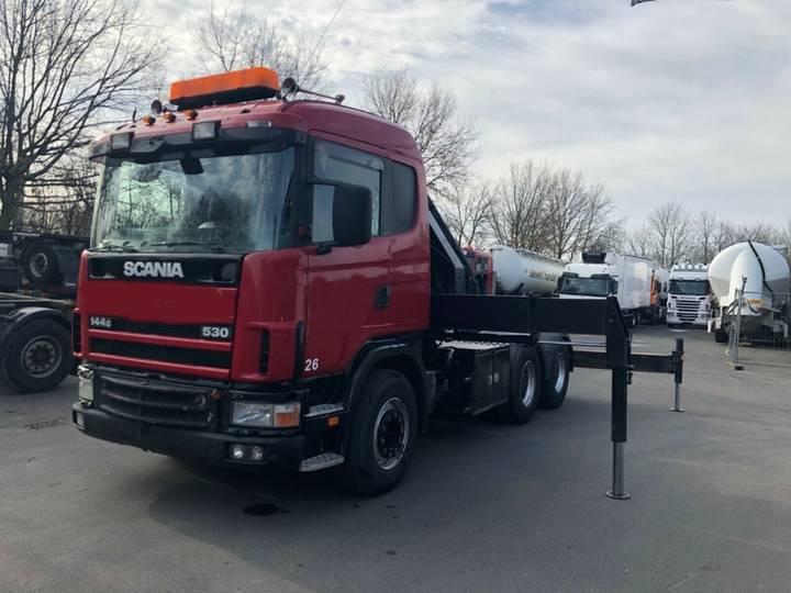 Scania 530 6x4 - Hiab 330-5 - 1999 - image 3