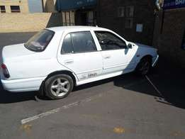 1993 NISSAN SENTRA 1.6 A/T Breaking for Spares.