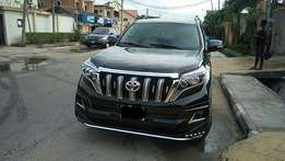 Exquisite Toyota Land Cruiser Prado (2016)