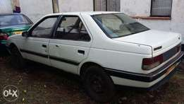 Clean running Peugeot 405 for quick sale