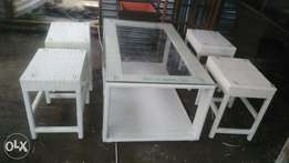 Furniture made of Rattan - High Density Poly-ethene