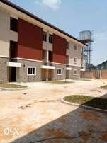 An Exquisitely Built Serviced 3 Bed Terrace Plus a Maid Room in Osapa
