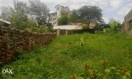 A prime 1/4 acre in Ongata Rongai.