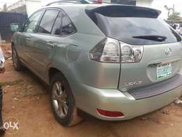 Registered 2006 Lexus RX400h