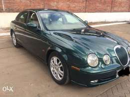 Jaguar S type 2004 Model For Sale