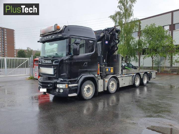 Scania R 730 - 2016