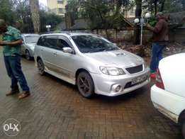 Very clean Toyota fielder 1800cc