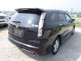 Honda stream for