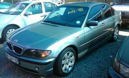 Selling BMW 320d Automatic transmission 2004