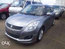 Loaded Gray Suzuki Swift