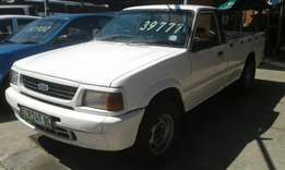Ford Courier - Diesel