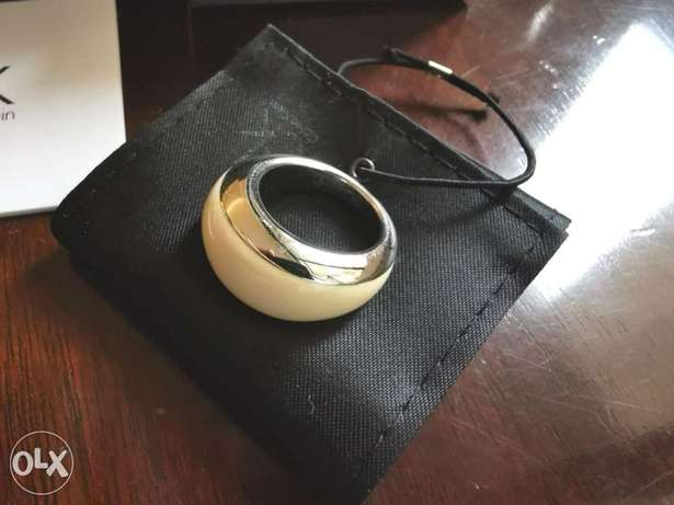 CK stainless ring size L6