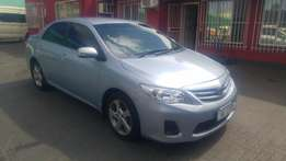 2011 Toyota Corolla 1.6 Advanced A/t for sale in Gauteng
