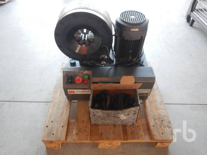 Techmaflex PE32 Hydraulic Crimper