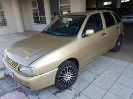 2002 Polo playa 1.6i bargain buy negotiable
