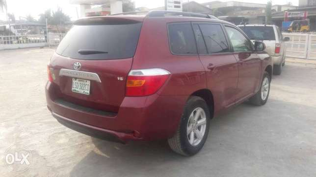 Registered Toyota Highlander - 2008 Oshodi/Isolo - image 3