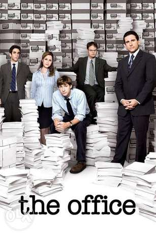 THE OFFICE complete all 9 Seasons available