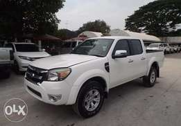 2011 Ford Ranger Double cab 3000 cc 4WD XLT