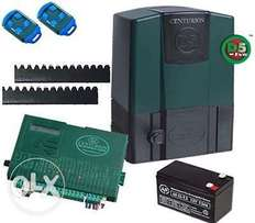 Rooihuiskraal gate motor repairs and automation
