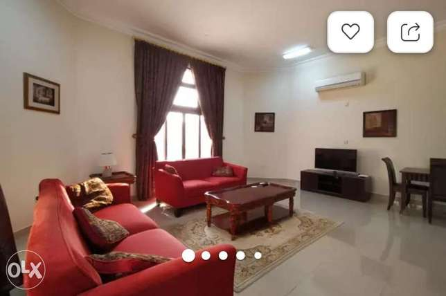 Fully Furnished 1 Bedroom Apartment In Ainkhaled With All Bills