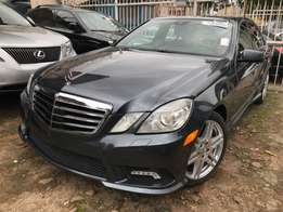 Mercedes Benz E550 fully loaded 2011