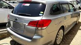Subaru legacy New shape 2010model