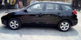 Clean Toyota Matrix 2003 for sale