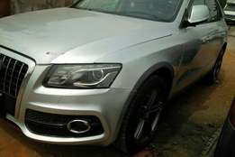 Super clean Registered AUDI Q5