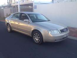 2001 AUDI A6 2.4 Automatic nice and strong car