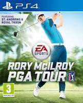 Rory Mcilroy Golf PS4