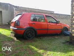 Golf 3 vr6 27k or swap for bus