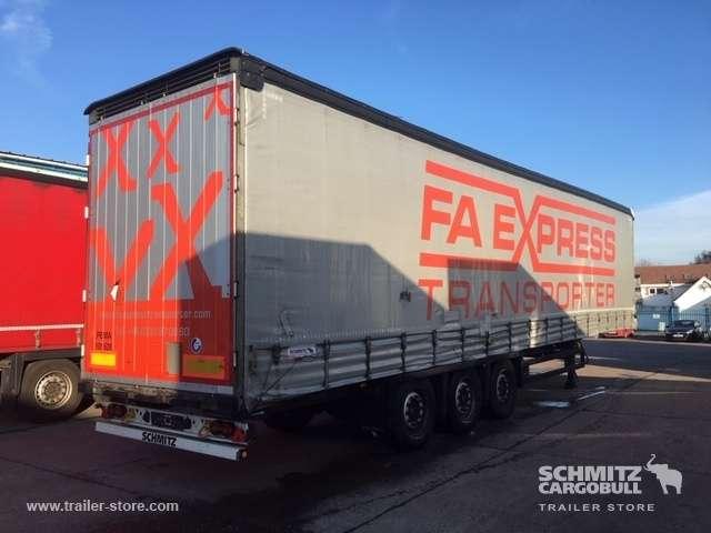 Schmitz Cargobull Curtainsider Mega - 2014 - image 5