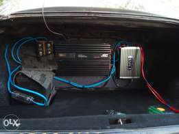 Car Audio Systems Installation