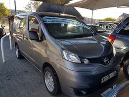 2013 Nissan NV200 dci visia 7 Seater