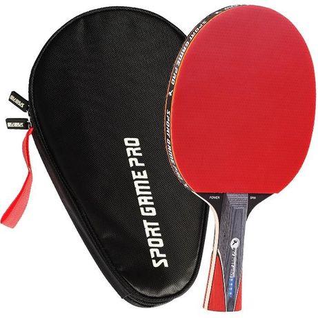 Ракетка для настольного тенниса SPORT GAME PRO + чехол  теніс  тениса Київ  - зображення 7e39838630db1