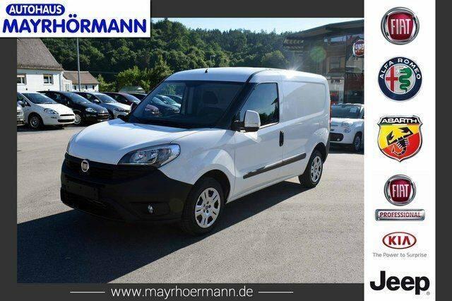 Fiat Doblo Cargo 1,6 MJ SX Kawa Einparkhilfe I Klimaa