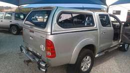Canopy for Hilux