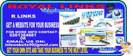 Get a website for your business at low cost