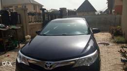 New imported Lagos cleared Toyota Camry XLE 2012
