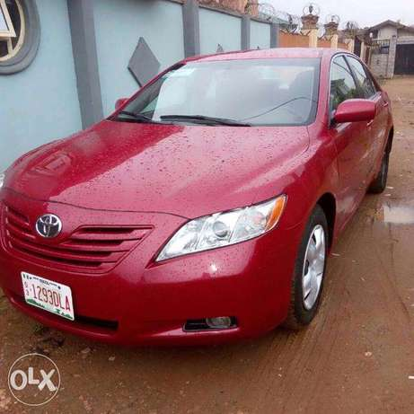 Clean Tokunbo toyota camry 2008 model Ikeja - image 1