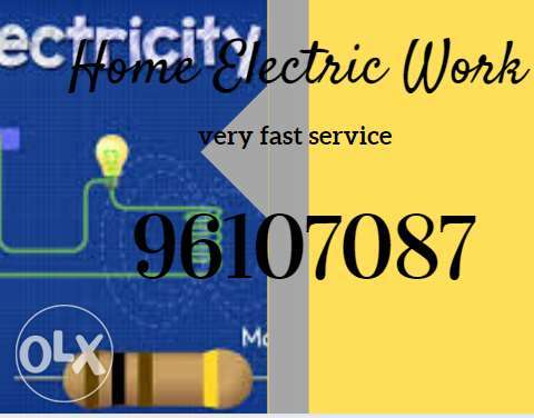 For the electrical minuteness contact me