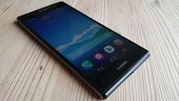 huawei Ascend P7 urgent sale looks brand new working R150%