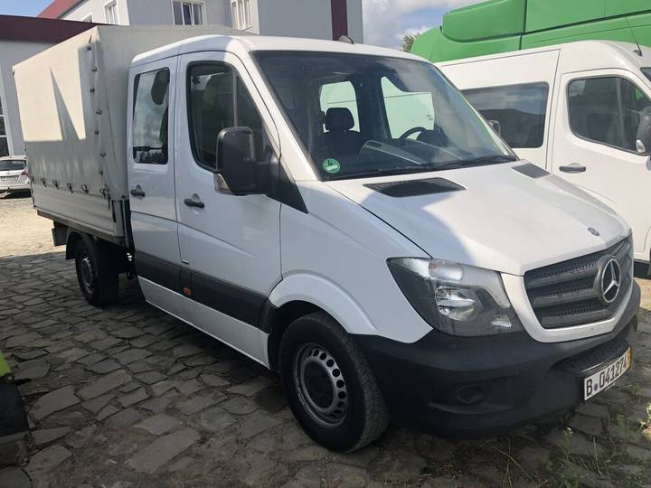 Mercedes-Benz Sprinter 313 - 2014