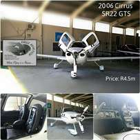 Cirrus SR 22 GTS for Sale !