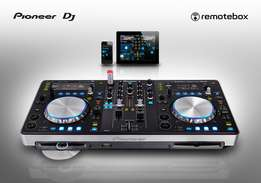 Pioneer XDJ-R1 all in one wireless DJ System equipment mixing decks