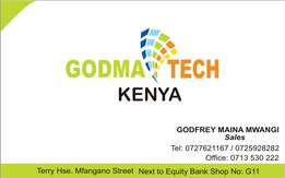 GODMAECH kenya were we are best in design