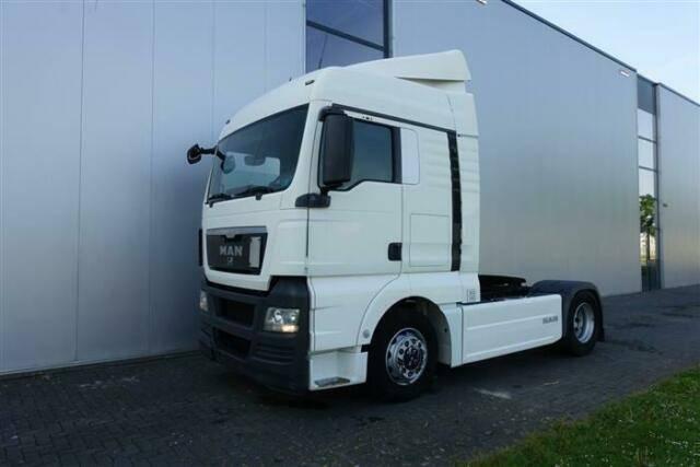 MAN TGX18.440 4X2 XL RETARDER EURO 5 - 2012