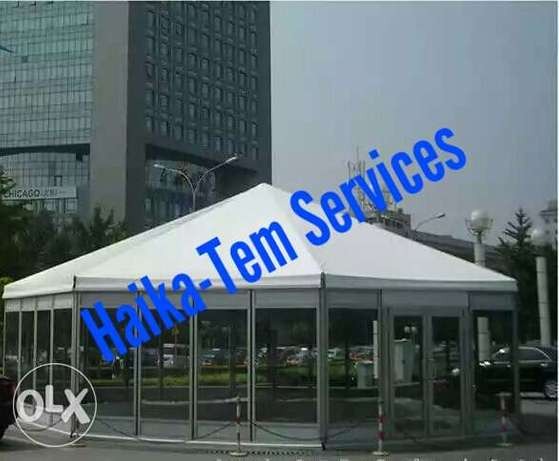 Multi sided marquee party tent and canopy Lekki - image 3